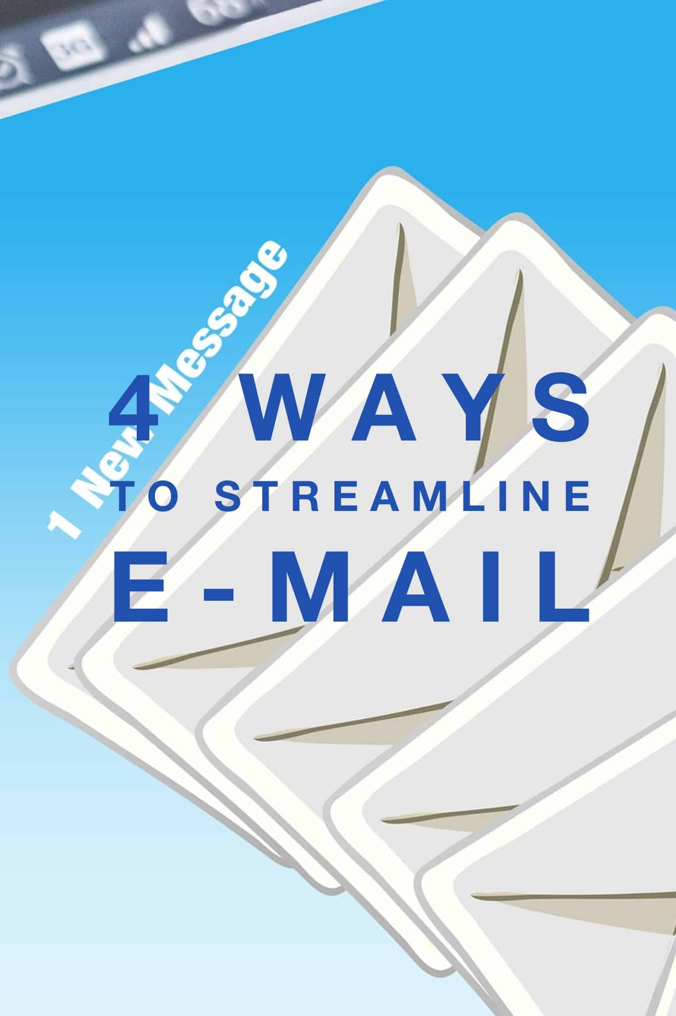4 ways to streamline email title