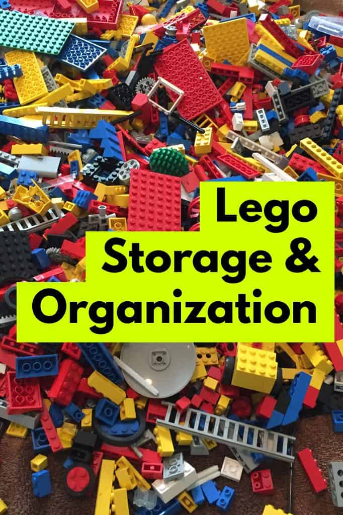 Lego Storage And Organization Title