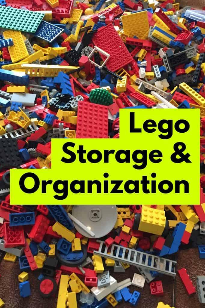 Lego Storage And Organization Title