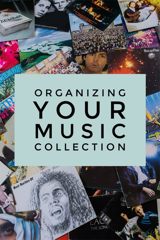 Organizing Your Music Collection
